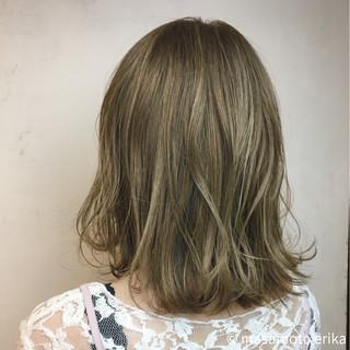 ラフ 外国人風カラー ナチュラル ボブ ヘアスタイルや髪型の写真・画像 ヘアスタイルや髪型の写真・画像