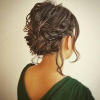 ヘアアレンジ 愛され 大人かわいい コンサバ ヘアスタイルや髪型の写真・画像