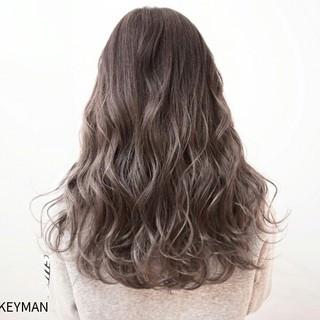 秋 ハイライト 外国人風 冬 ヘアスタイルや髪型の写真・画像
