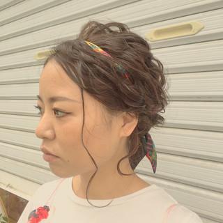 ヘアアクセ 結婚式 大人かわいい 編み込み ヘアスタイルや髪型の写真・画像 ヘアスタイルや髪型の写真・画像