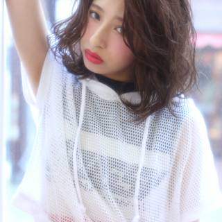 ストリート 暗髪 春 パンク ヘアスタイルや髪型の写真・画像