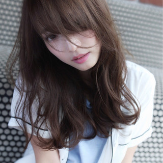 抜け感 ゆるふわ 大人かわいい デート ヘアスタイルや髪型の写真・画像