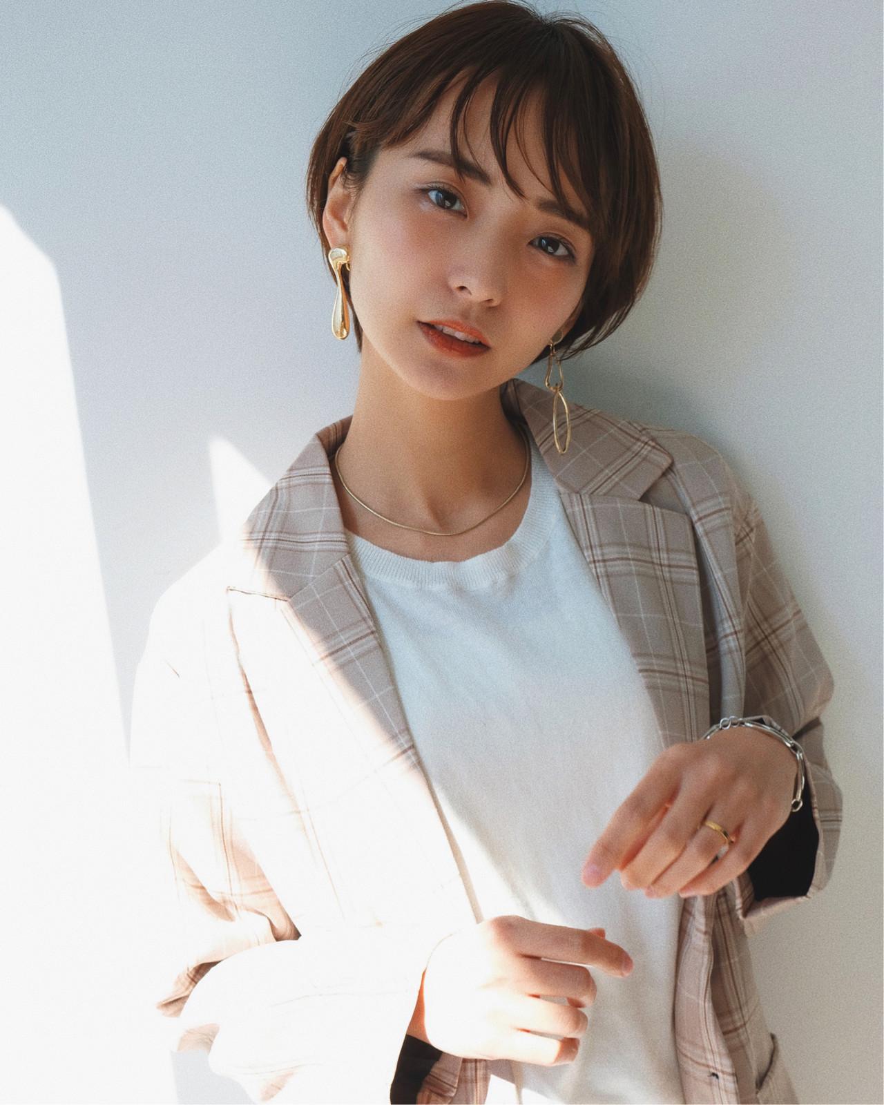 ナチュラル デート オフィス 大人かわいい ヘアスタイルや髪型の写真・画像   YUJI / LIICHI / LIICHI (リイチ)