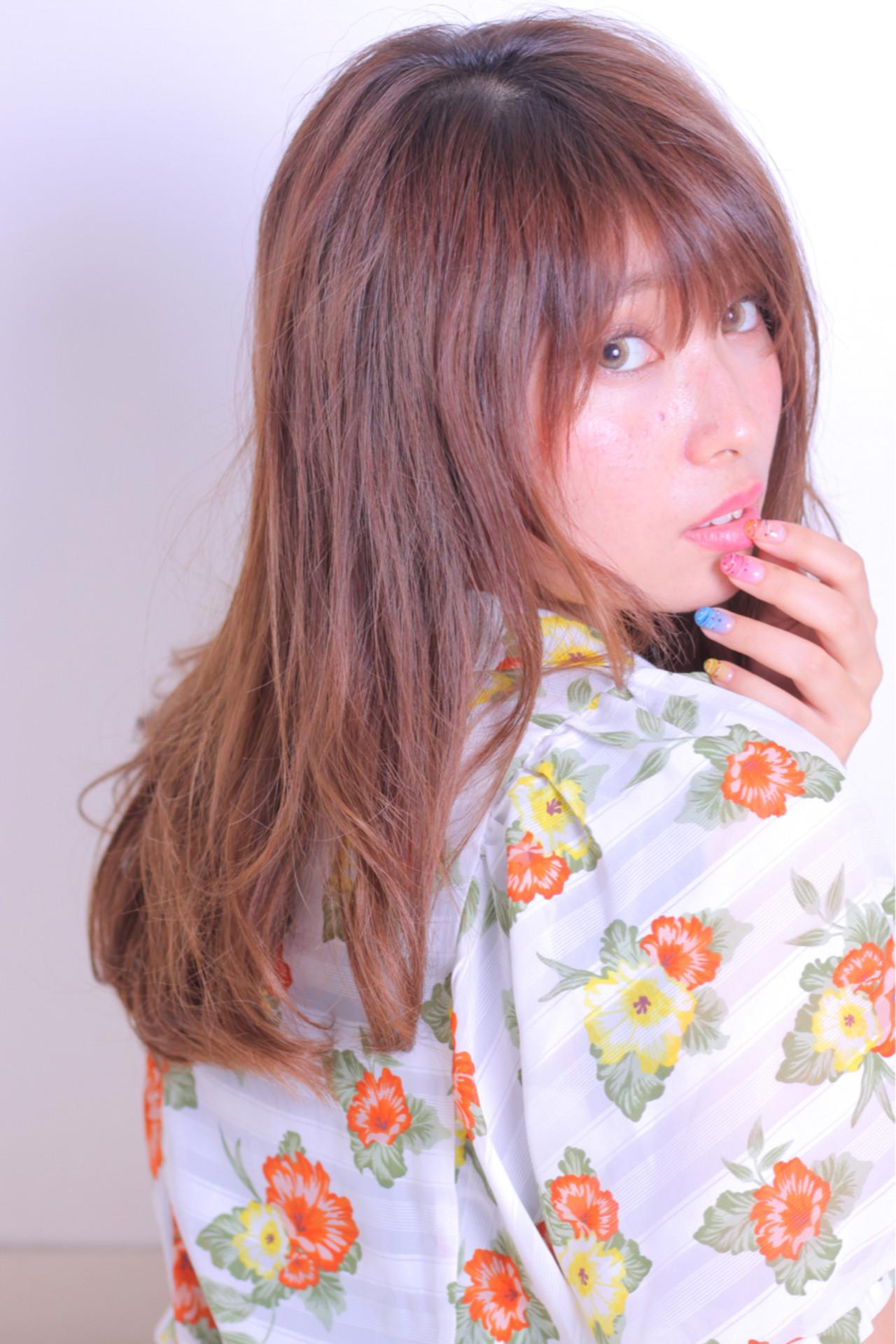 かわいい 大人かわいい リラックス 色気 ヘアスタイルや髪型の写真・画像 | Masayuki Seto / PROS:旭商店街店