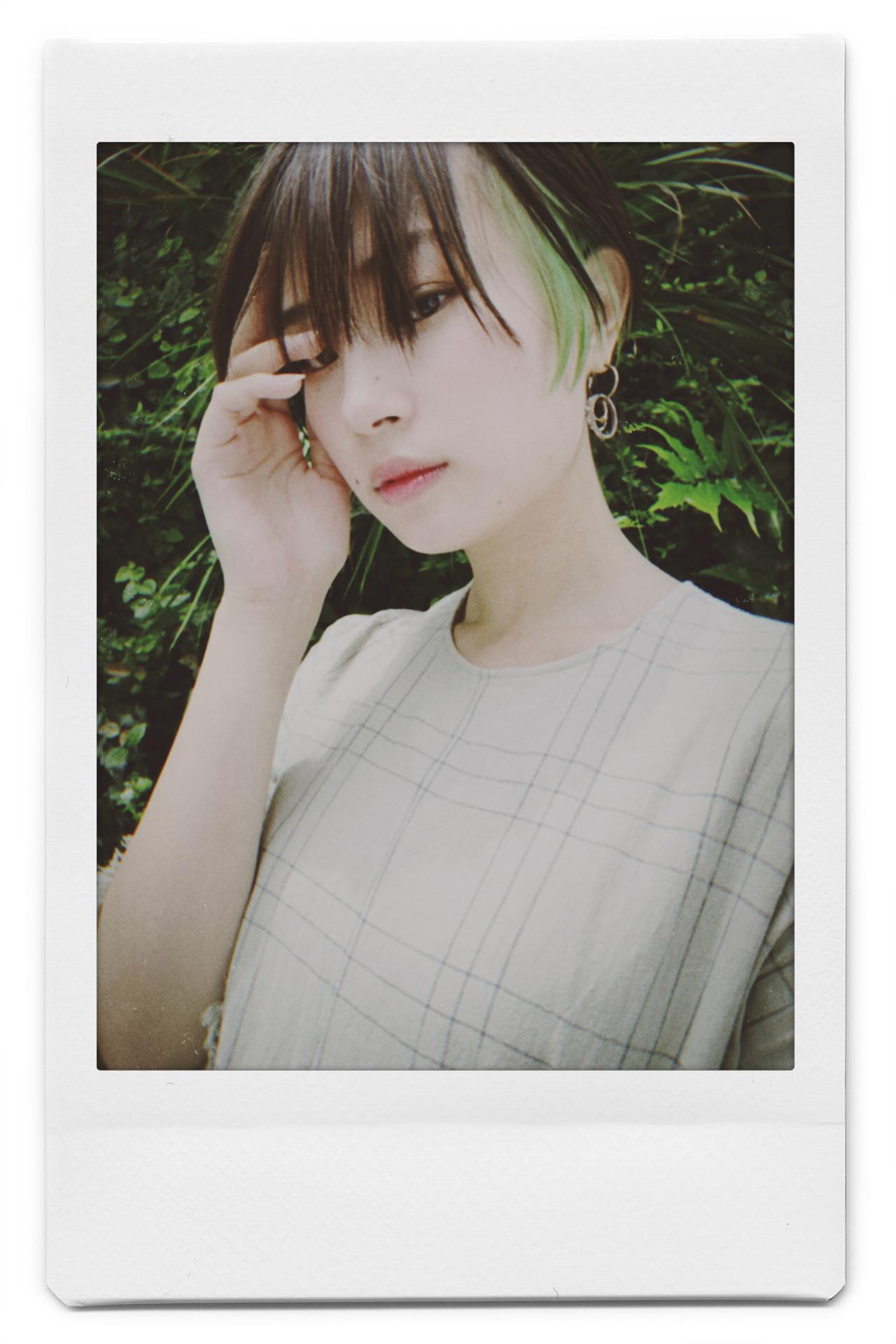 ナチュラル 阿藤俊也 PEEK-A-BOO ハンサムショート ヘアスタイルや髪型の写真・画像