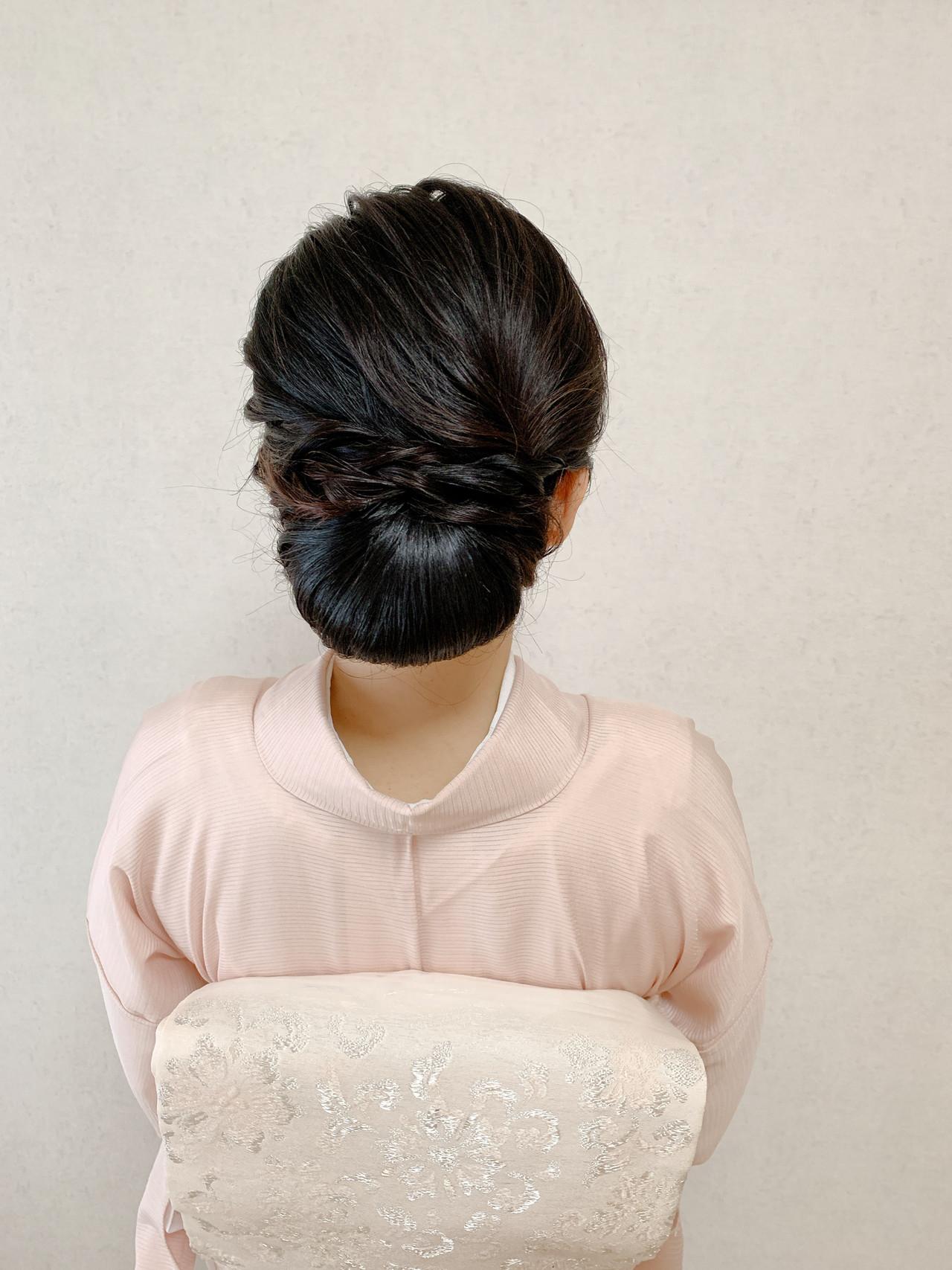ヘアアレンジ ロング 結婚式 結婚式髪型 ヘアスタイルや髪型の写真・画像