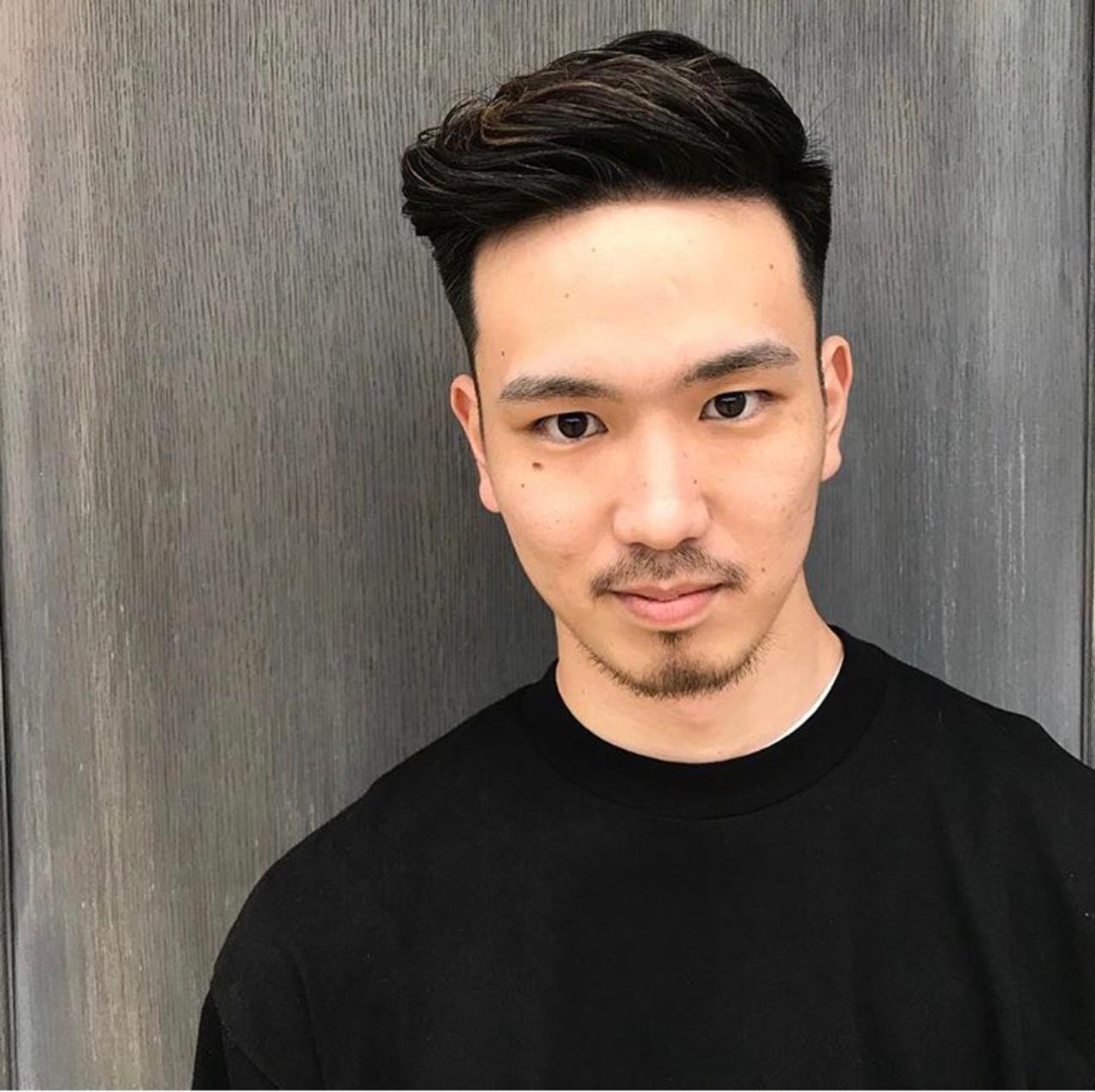 メンズヘア ショート ストリート メンズスタイル ヘアスタイルや髪型の写真・画像 | 澤江 啓司 / K-two KYOTO