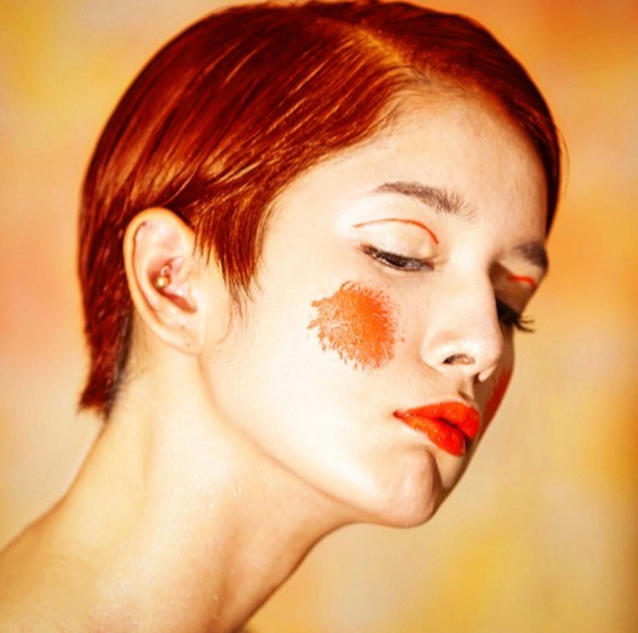 ヘアメイク 撮影 メイク モード ヘアスタイルや髪型の写真・画像 | 表参道/当日予約⭕️オオイシオリ / (株)Lise