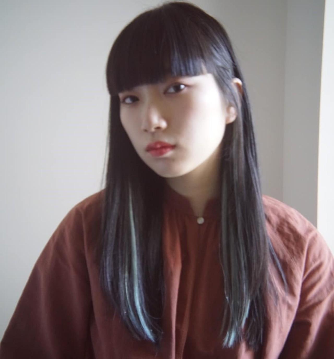 PEEK-A-BOO モード 阿藤俊也 似合わせカット ヘアスタイルや髪型の写真・画像