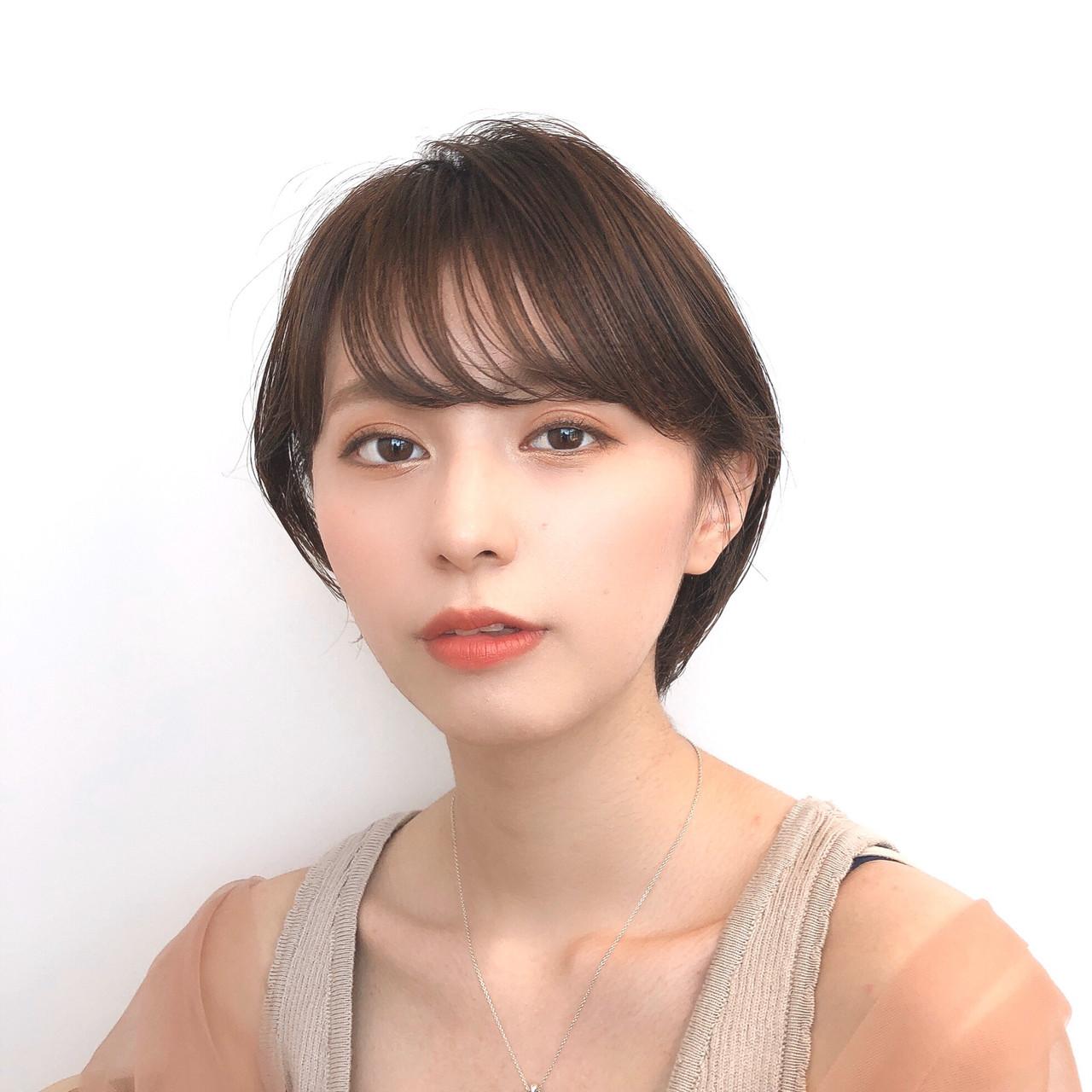 【面長・丸顔】40代女性にしてほしい♡お悩み解消&お手入れ簡単ショートヘア