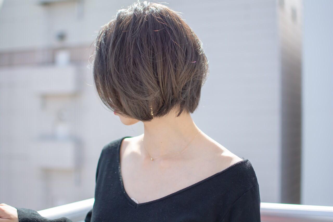 エフォートレス フェミニン 大人かわいい オフィス ヘアスタイルや髪型の写真・画像 | 【noine】斉藤 正敏 / noine
