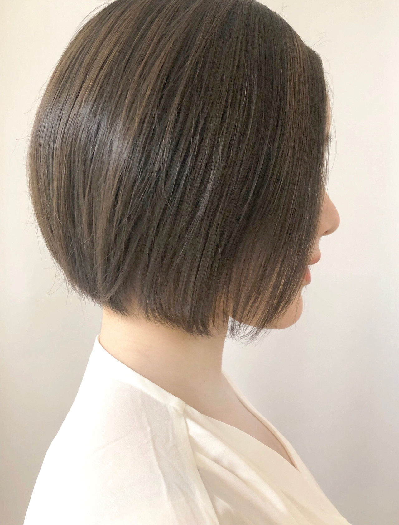 黒髪 オフィス ナチュラル デート ヘアスタイルや髪型の写真・画像