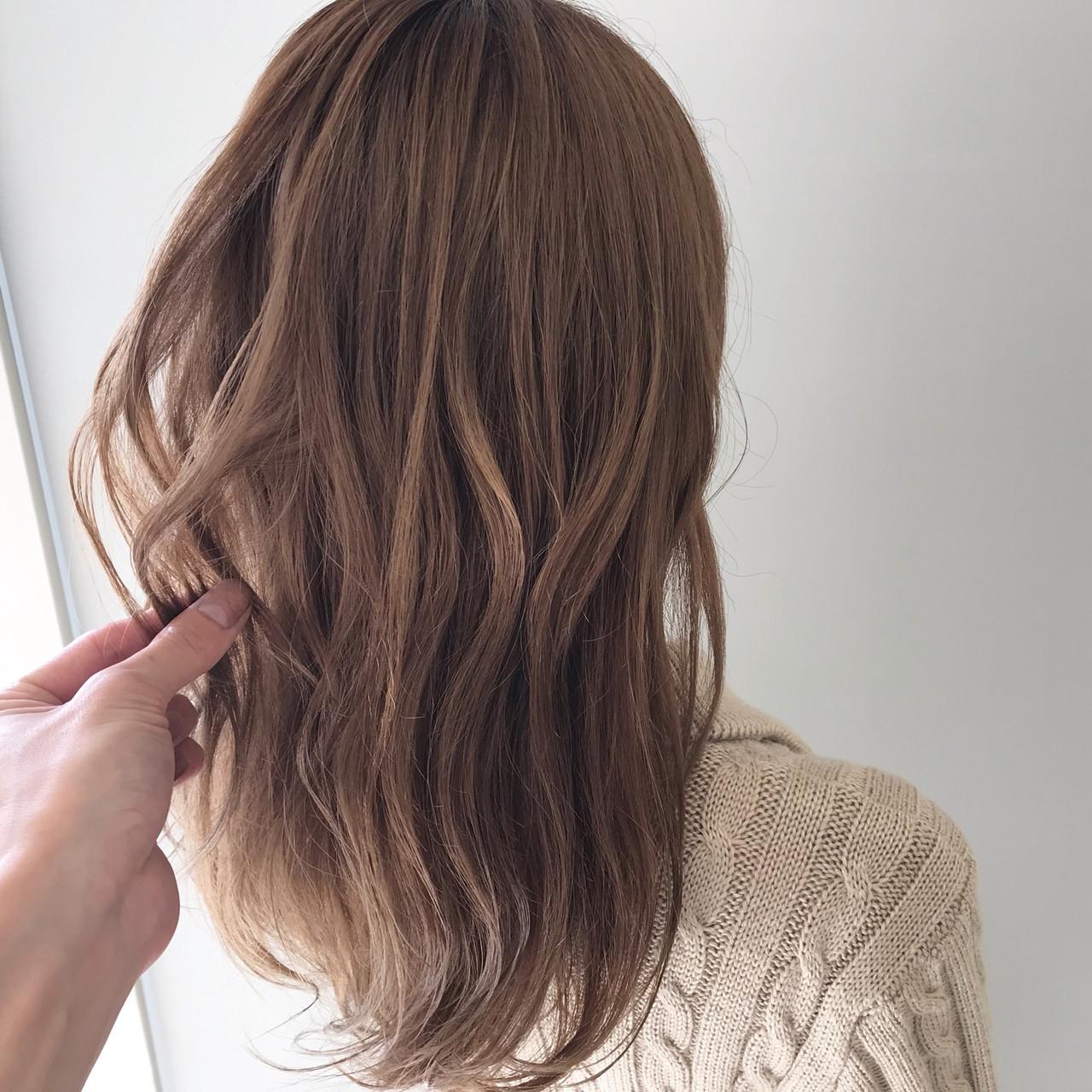 ヘアアレンジ 巻き髪 外国人風カラー 簡単ヘアアレンジ ヘアスタイルや髪型の写真・画像