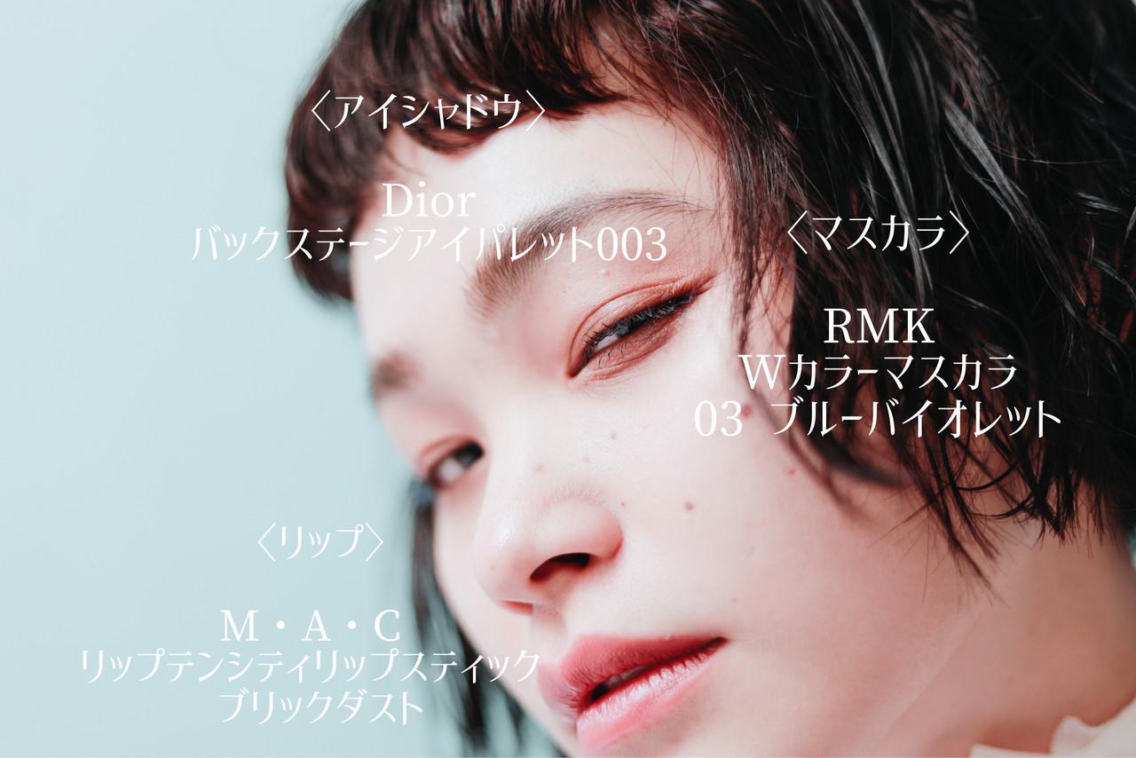 ショートパーマ ミニボブ ショートヘア ショートボブ ヘアスタイルや髪型の写真・画像   並木 大祐 / Andco