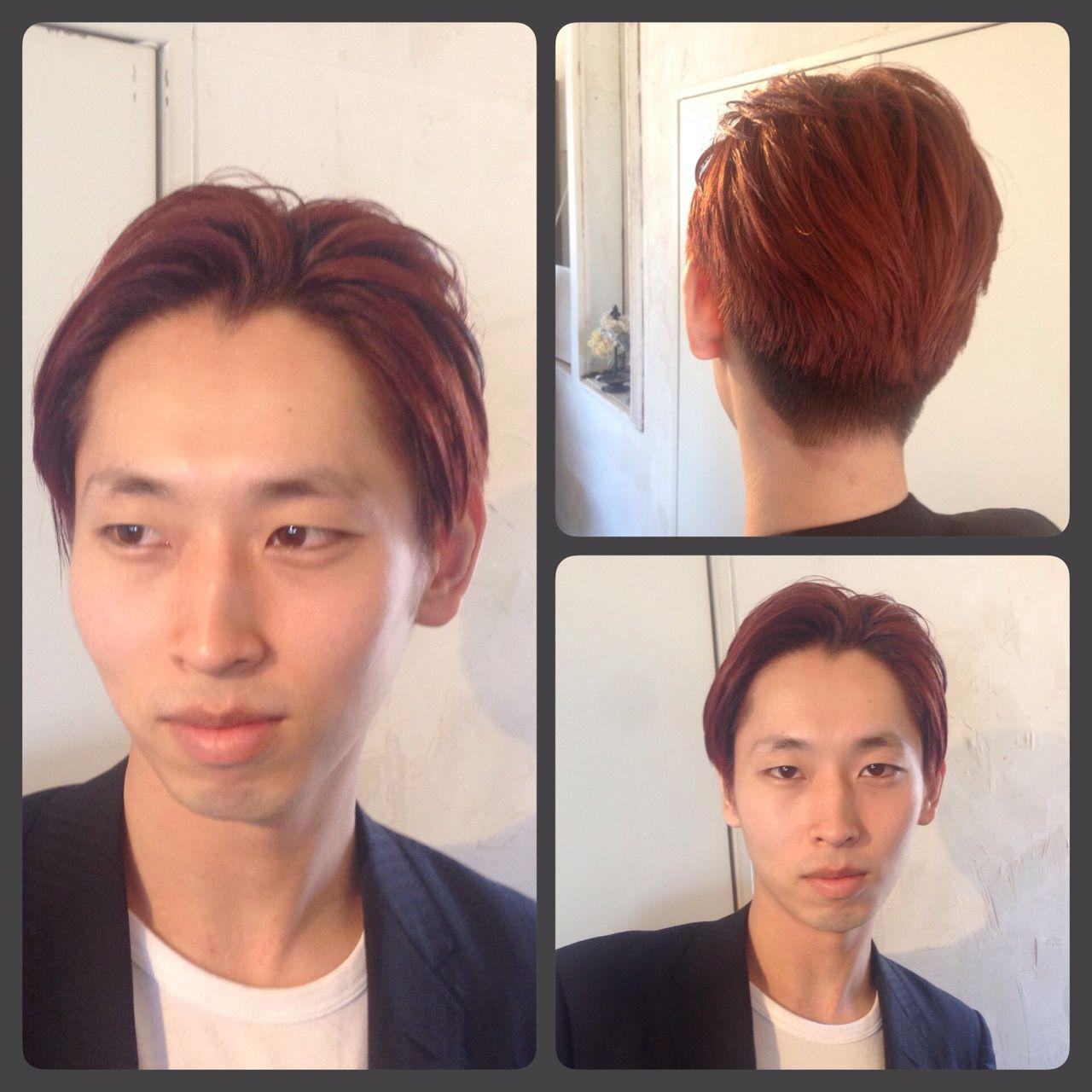モテ髪 ストリート 刈り上げ ボーイッシュ ヘアスタイルや髪型の写真・画像
