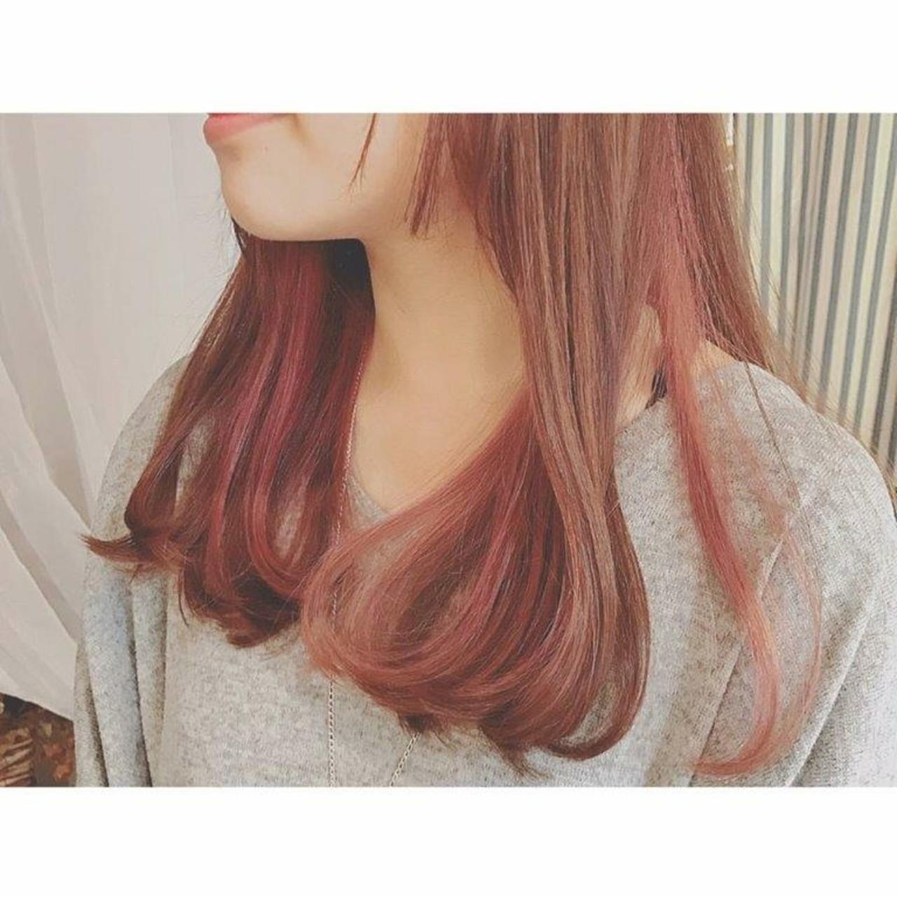 デート 大人かわいい ロング パーティ ヘアスタイルや髪型の写真・画像   浦川由起江 / nanon