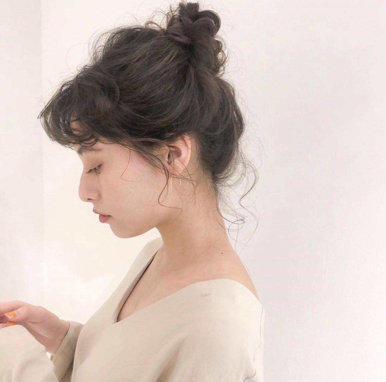 【お団子ヘアアレンジ10選】簡単でかわいいものだけ教えます♡
