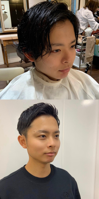 メンズショート ショート メンズヘア ナチュラル ヘアスタイルや髪型の写真・画像 | 砂走 真希 / As hair