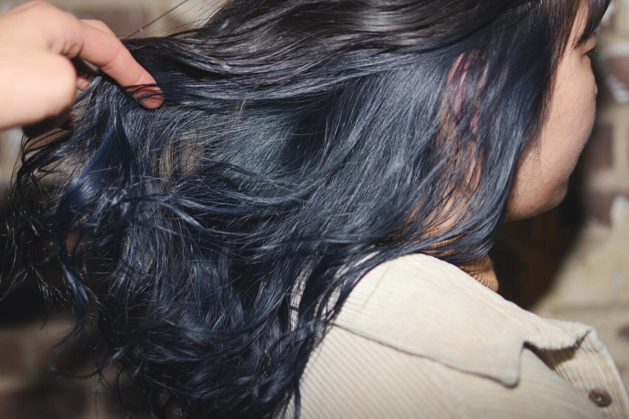 インナーカラー ヘアアレンジ ダブルカラー デザインカラー ヘアスタイルや髪型の写真・画像 | 曽倉 大洋 / cloe 三軒茶屋