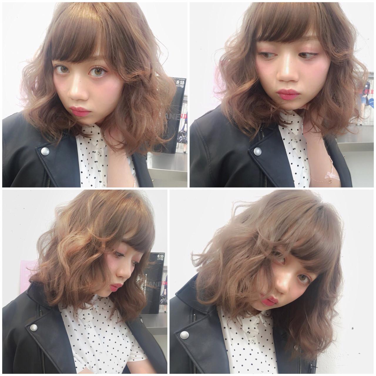 ストリート アッシュ 外国人風 ブラウン ヘアスタイルや髪型の写真・画像 | MOTAI / Wille / Wille