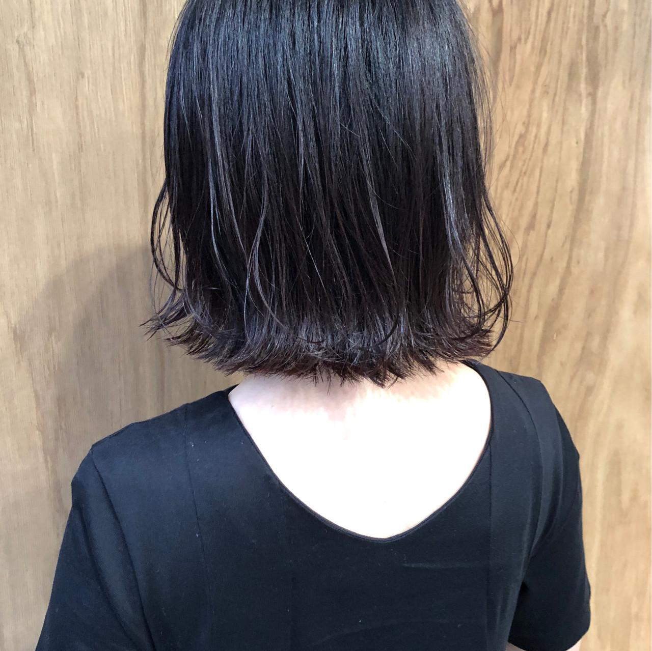 ハンサムショート ショートボブ ナチュラル ミニボブ ヘアスタイルや髪型の写真・画像