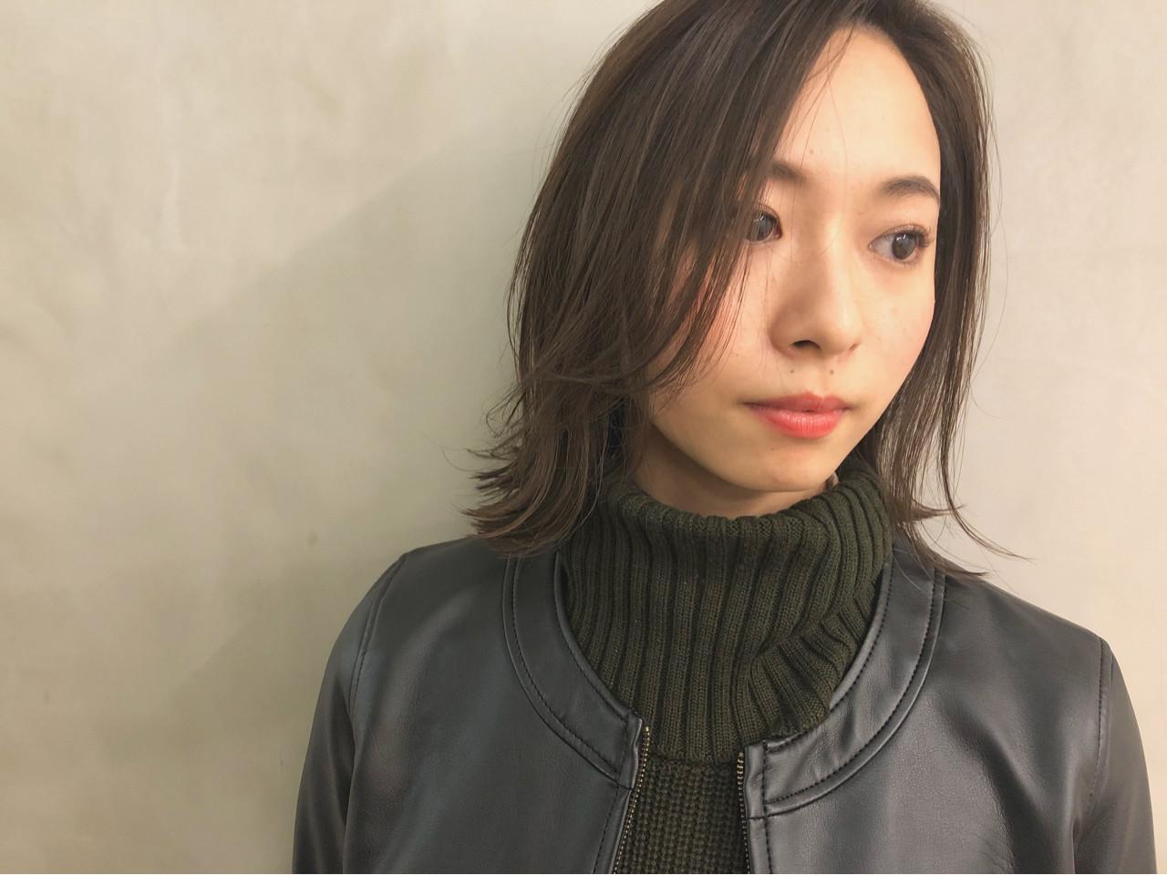 ボブ 結婚式 オフィス 成人式 ヘアスタイルや髪型の写真・画像 | 野田和宏 / PARKiiiNG