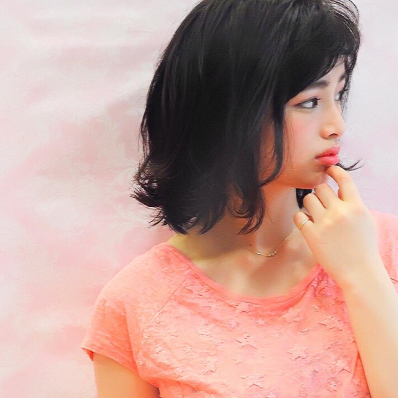 無造作 外国人風 ナチュラル リラックス ヘアスタイルや髪型の写真・画像 | 竹村 春香 / 自由が丘 Hair Salon pele