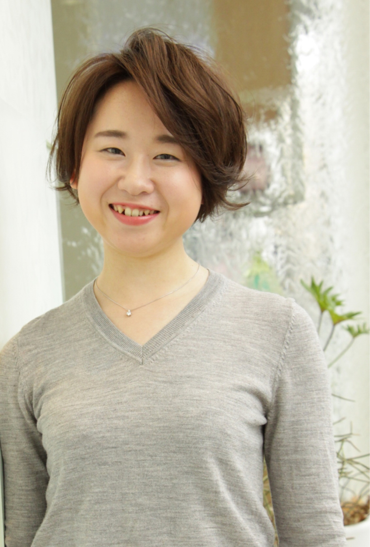 大人かわいい 抜け感 ナチュラル 色気 ヘアスタイルや髪型の写真・画像 | 鈴木元太郎 / M.SLASH自由ヶ丘