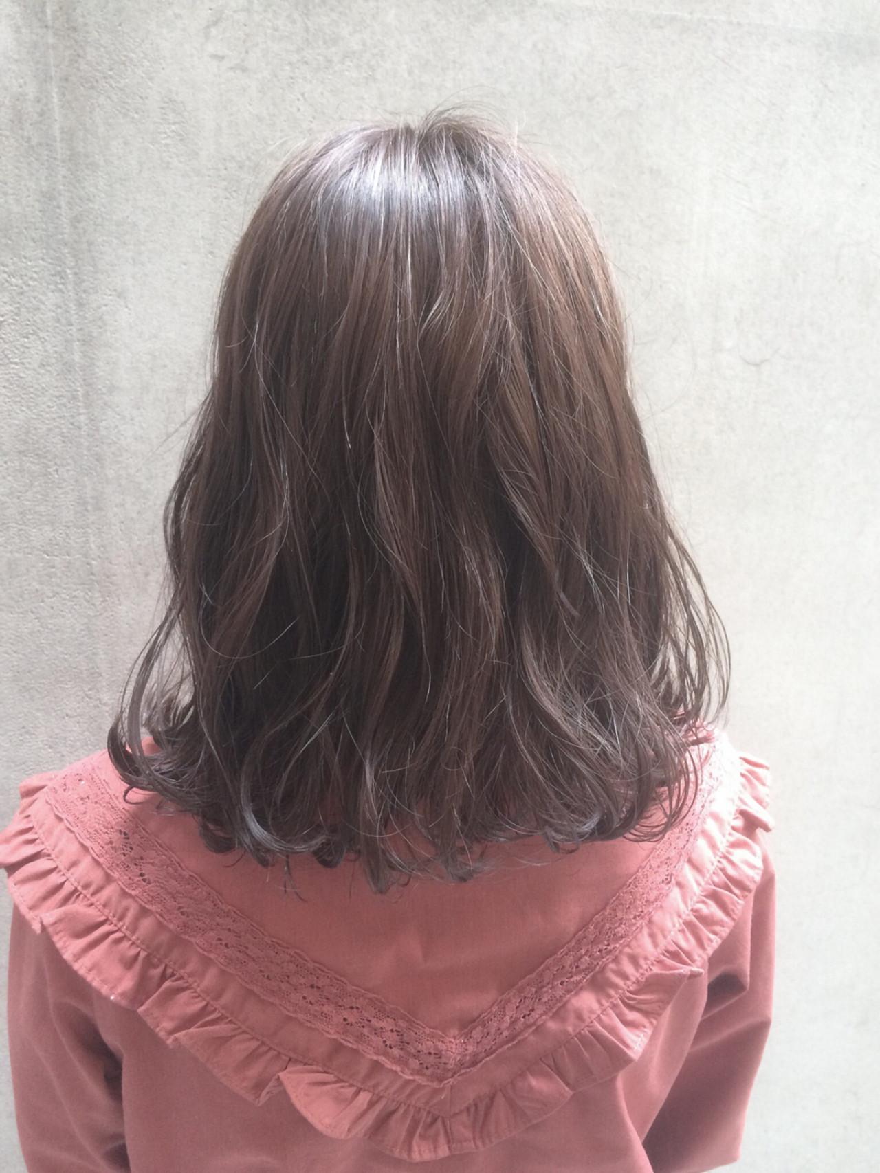 ナチュラル 大人かわいい デート オフィス ヘアスタイルや髪型の写真・画像   Tierra / 町田雄一 / Tierra harajuku