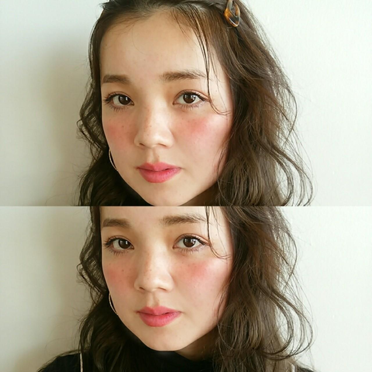 ショート ナチュラル ゆるふわ 前髪あり ヘアスタイルや髪型の写真・画像   池田香織 / MODE K's