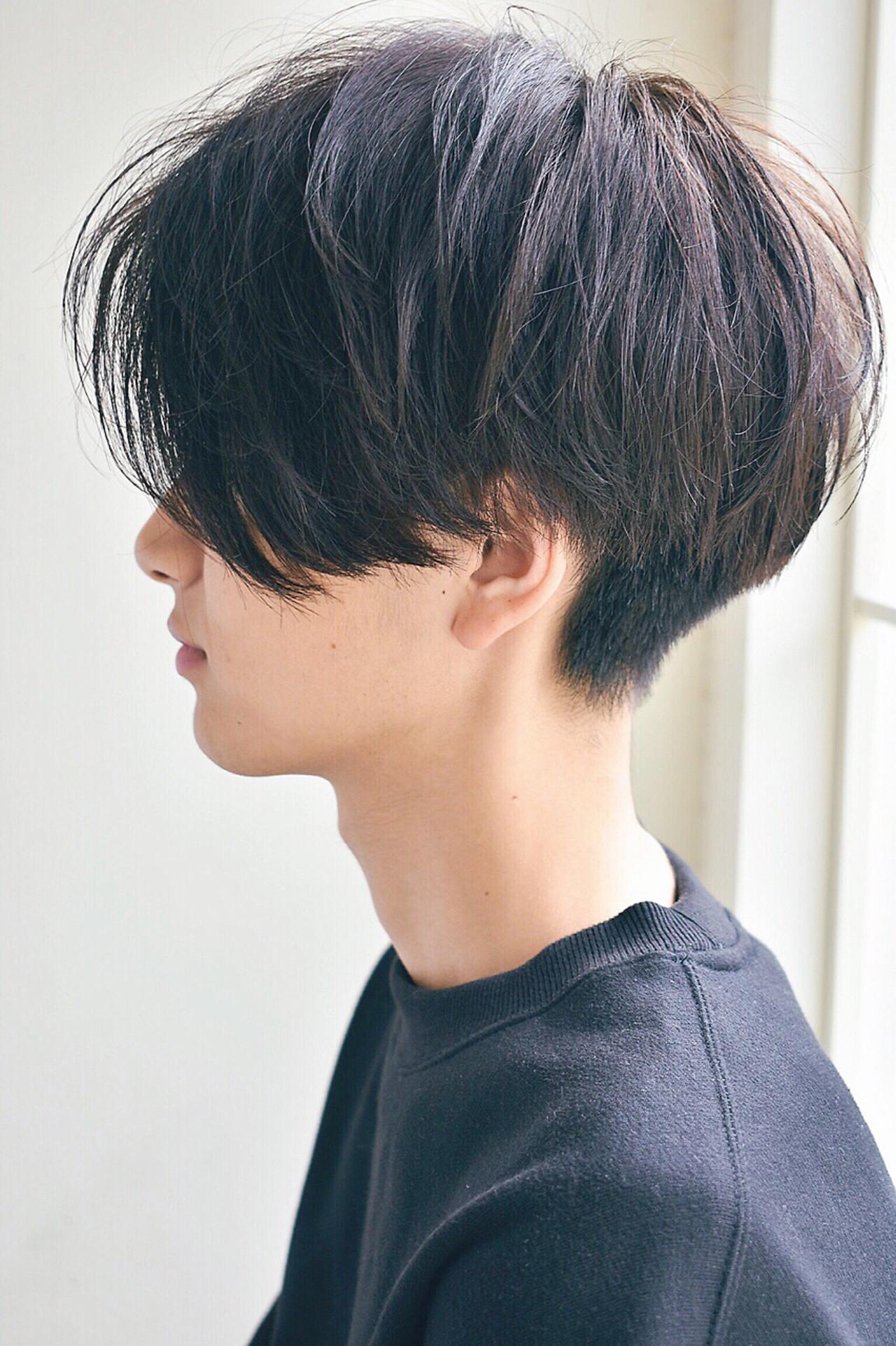 メンズヘア メンズカジュアル メンズパーマ メンズカット ヘアスタイルや髪型の写真・画像