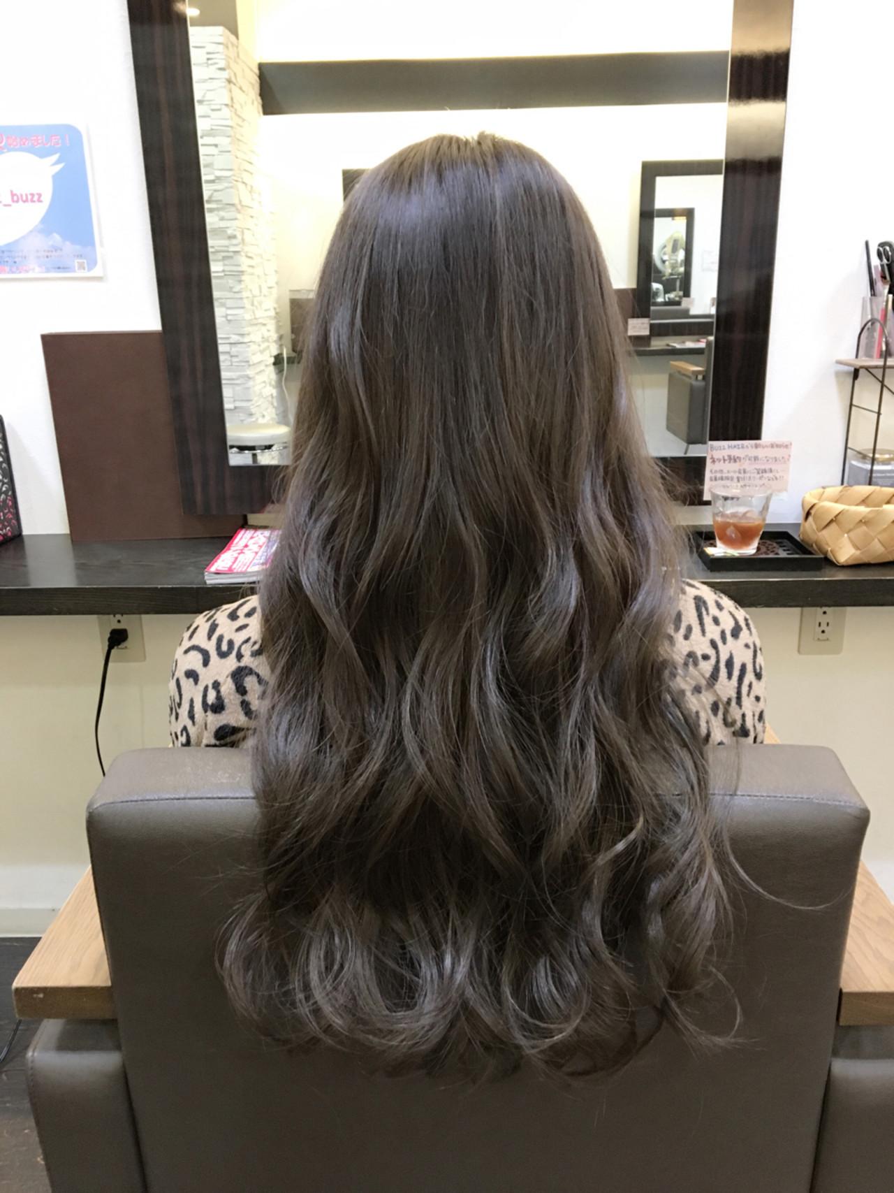 渋谷系 大人女子 外国人風 小顔 ヘアスタイルや髪型の写真・画像 | 友木 清貴 / SUPERBE
