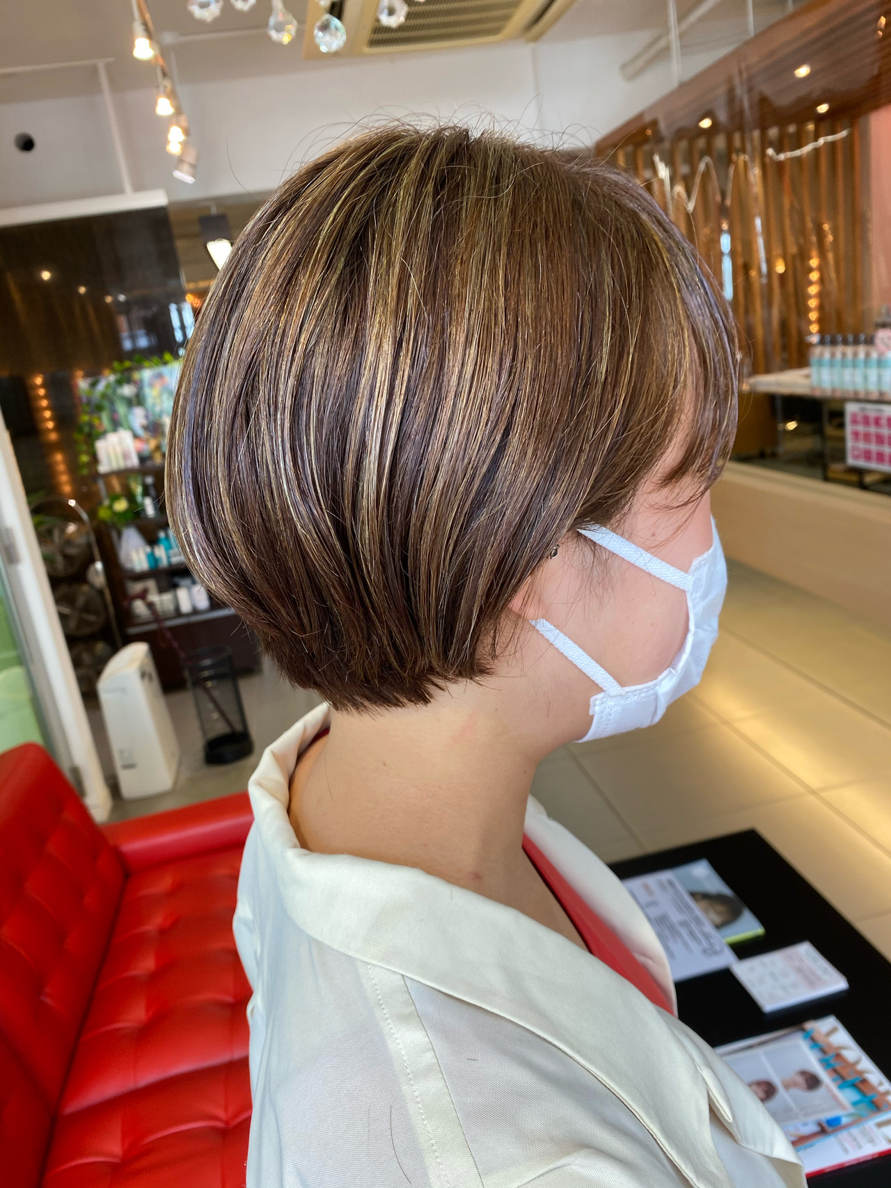 ハンサムショート ハイライト ショートヘア ショート ヘアスタイルや髪型の写真・画像 | 今野 誠也 / グロウ