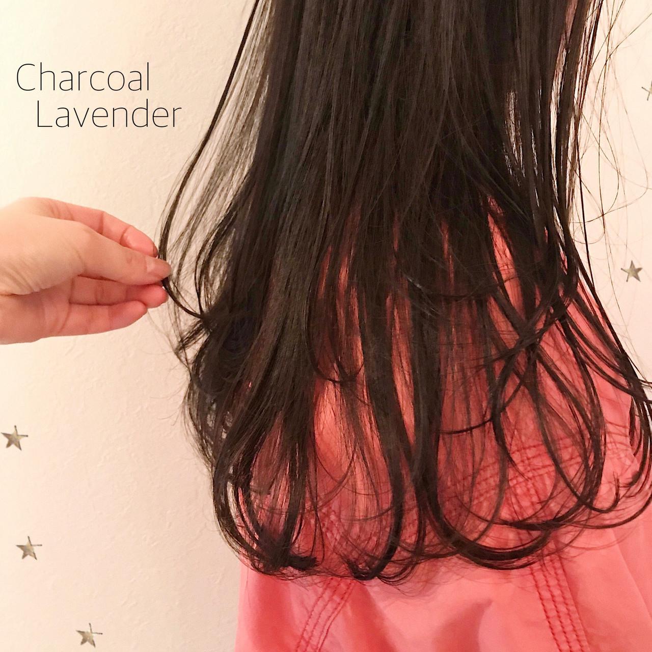 ロング ゆるナチュラル アンニュイほつれヘア ナチュラル ヘアスタイルや髪型の写真・画像