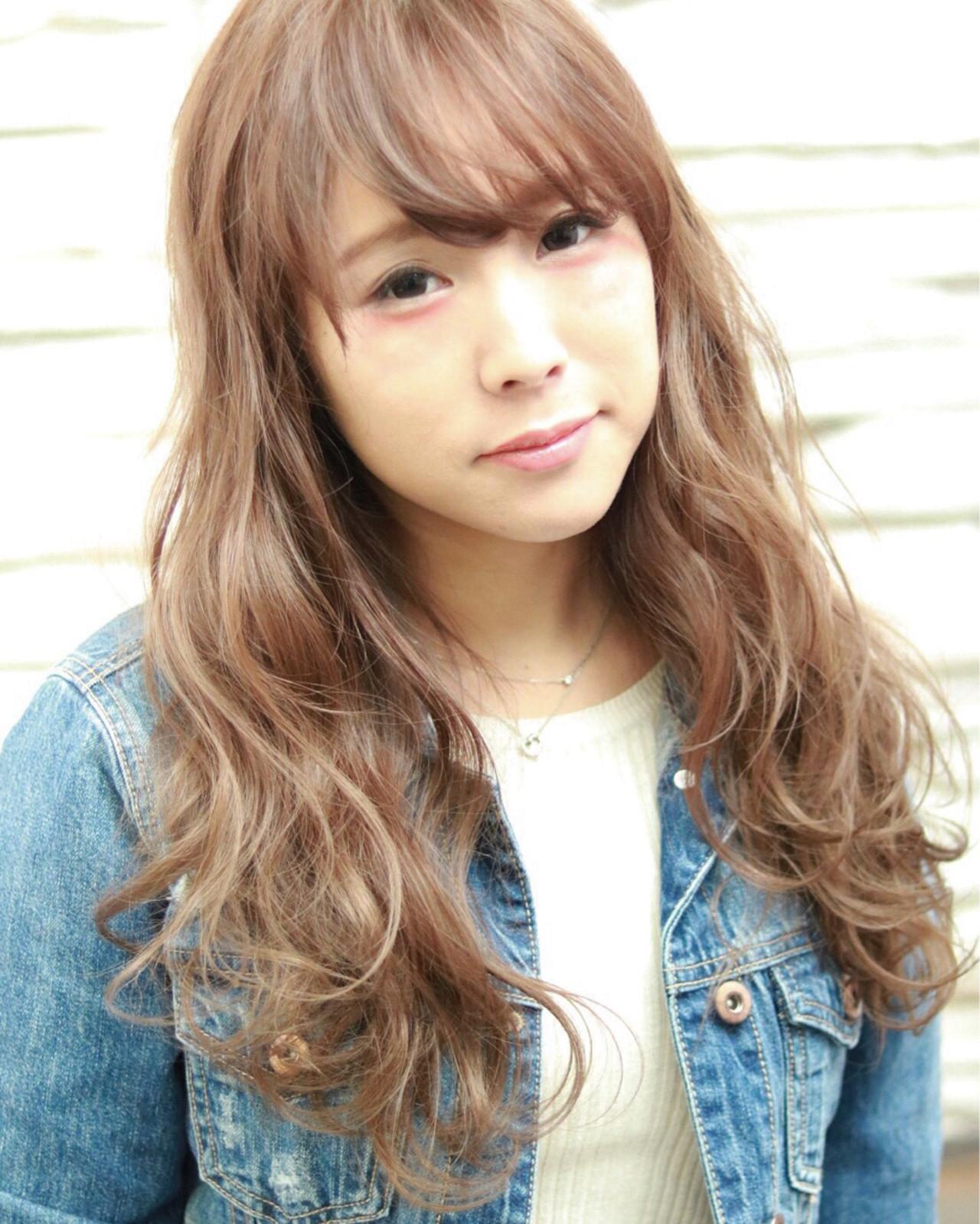 ヘアアレンジ 大人かわいい ゆるふわ ロング ヘアスタイルや髪型の写真・画像 | nakano ryuichi / shigeru cut club 神田久志本店