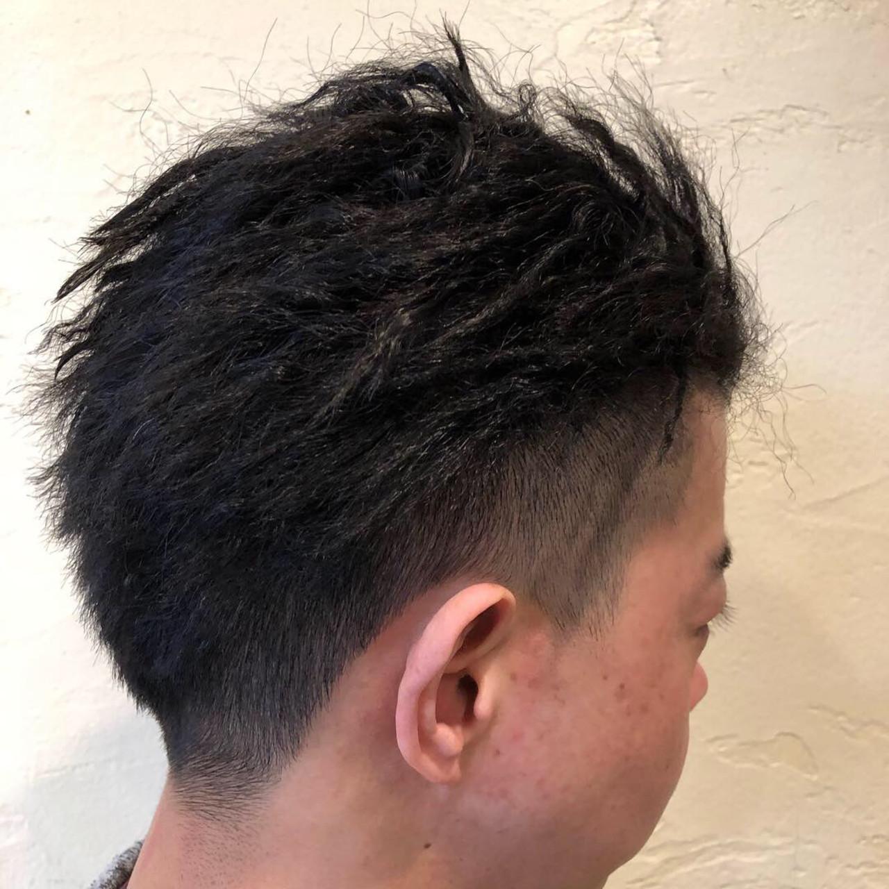 メンズカット メンズパーマ メンズヘア ストリート ヘアスタイルや髪型の写真・画像 | TMe hair/tomoe chiba / TMe hair川崎小田