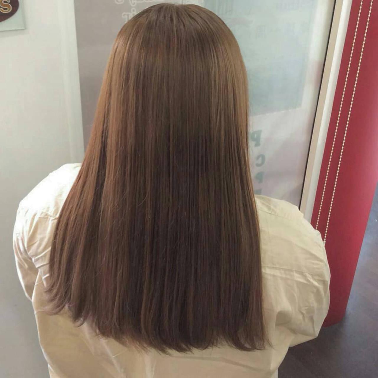 ロング ガーリー 外国人風カラー ダブルカラー ヘアスタイルや髪型の写真・画像 | rumiLINKS美容室 / リンクス美容室
