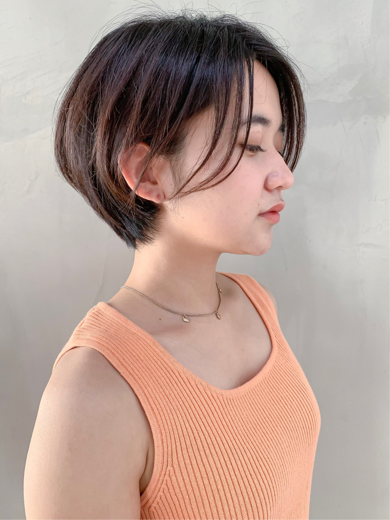 ショート メイク 大人可愛い コスメ・メイク ヘアスタイルや髪型の写真・画像