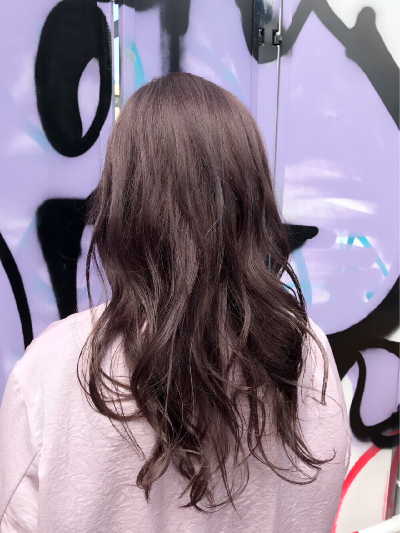 ウェーブ ガーリー アンニュイ ロング ヘアスタイルや髪型の写真・画像   Teppei / freelance