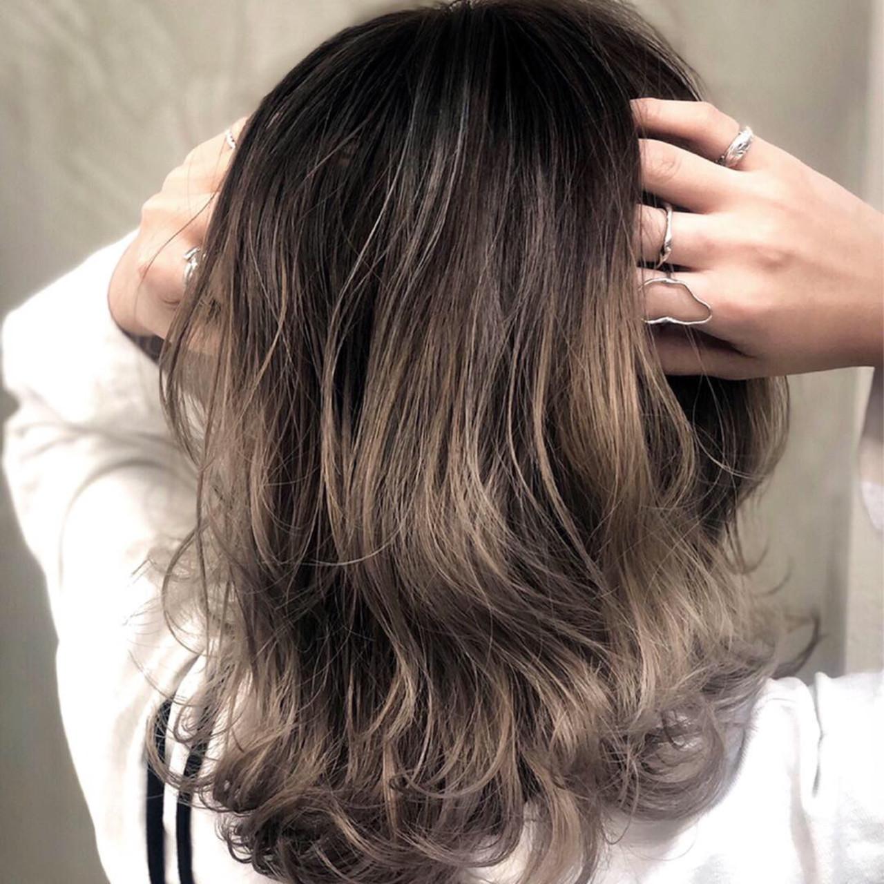 イルミナカラー 表参道 外国人風カラー ストリート ヘアスタイルや髪型の写真・画像
