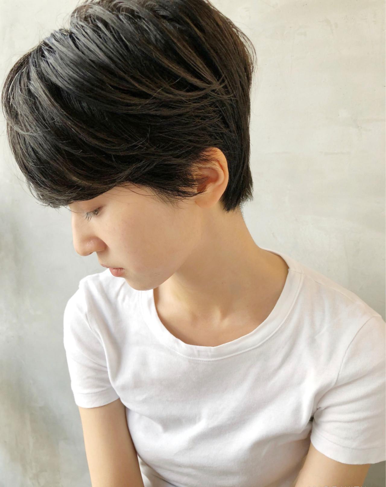 大人女子 こなれ感 オフィス ナチュラル ヘアスタイルや髪型の写真・画像 | 磯部巧 / brisa
