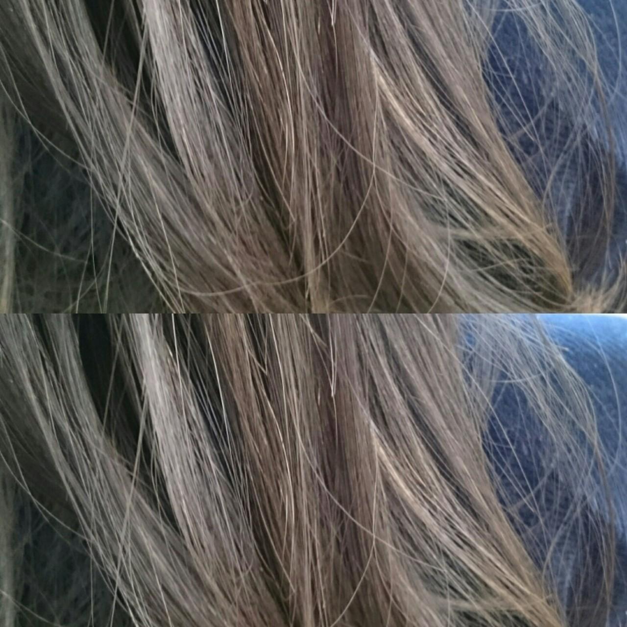 グラデーションカラー ロング ハイライト 渋谷系 ヘアスタイルや髪型の写真・画像   Akira Oomori / Agu hair lien