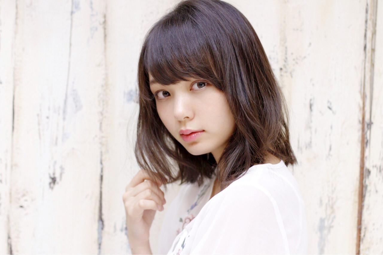 手抜きに見えないゆるさが魅力♡敏腕美容師さんおすすめ最新「抜け感ヘア」 沖田 勇樹