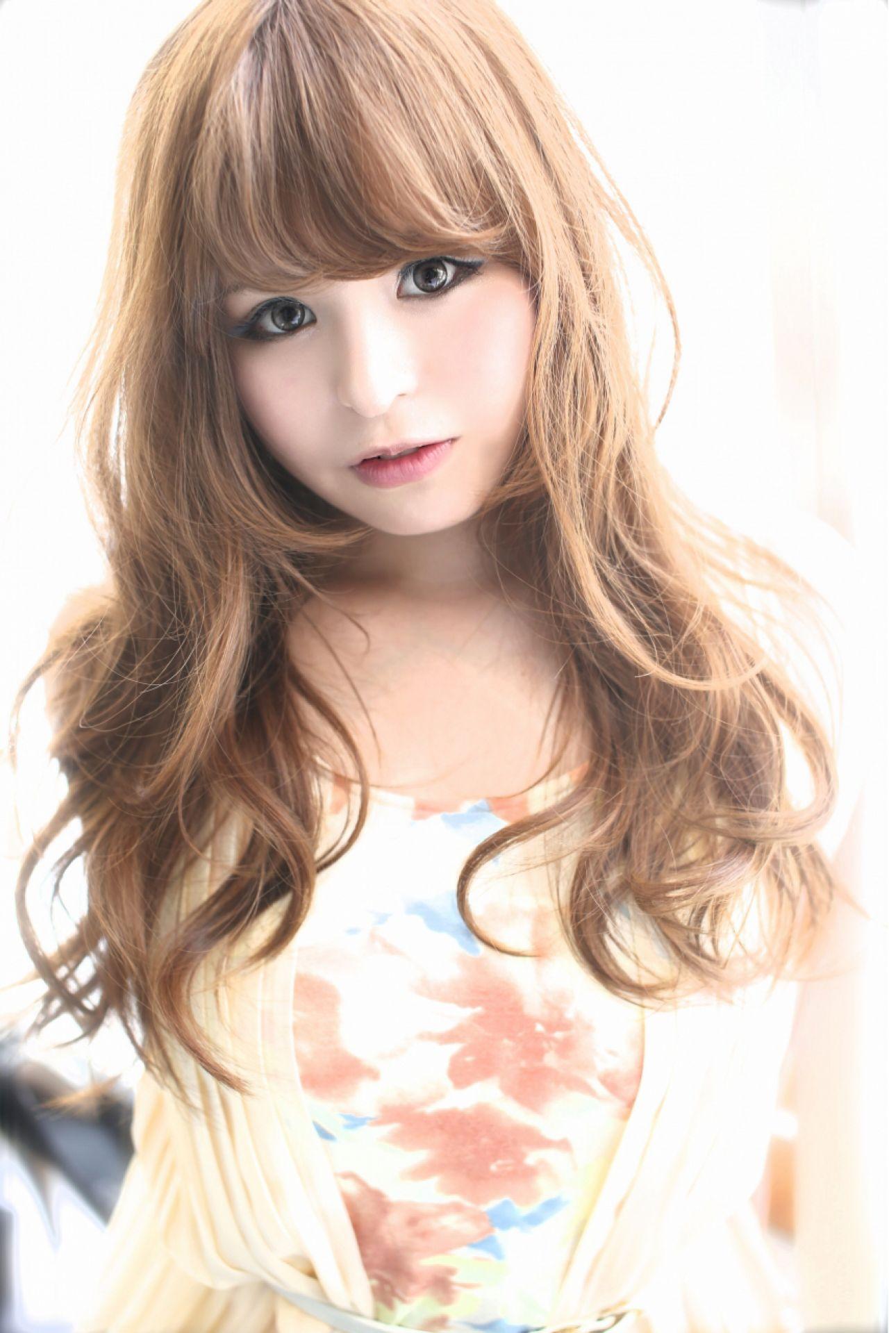 ロング コンサバ ゆるふわ 大人かわいい ヘアスタイルや髪型の写真・画像