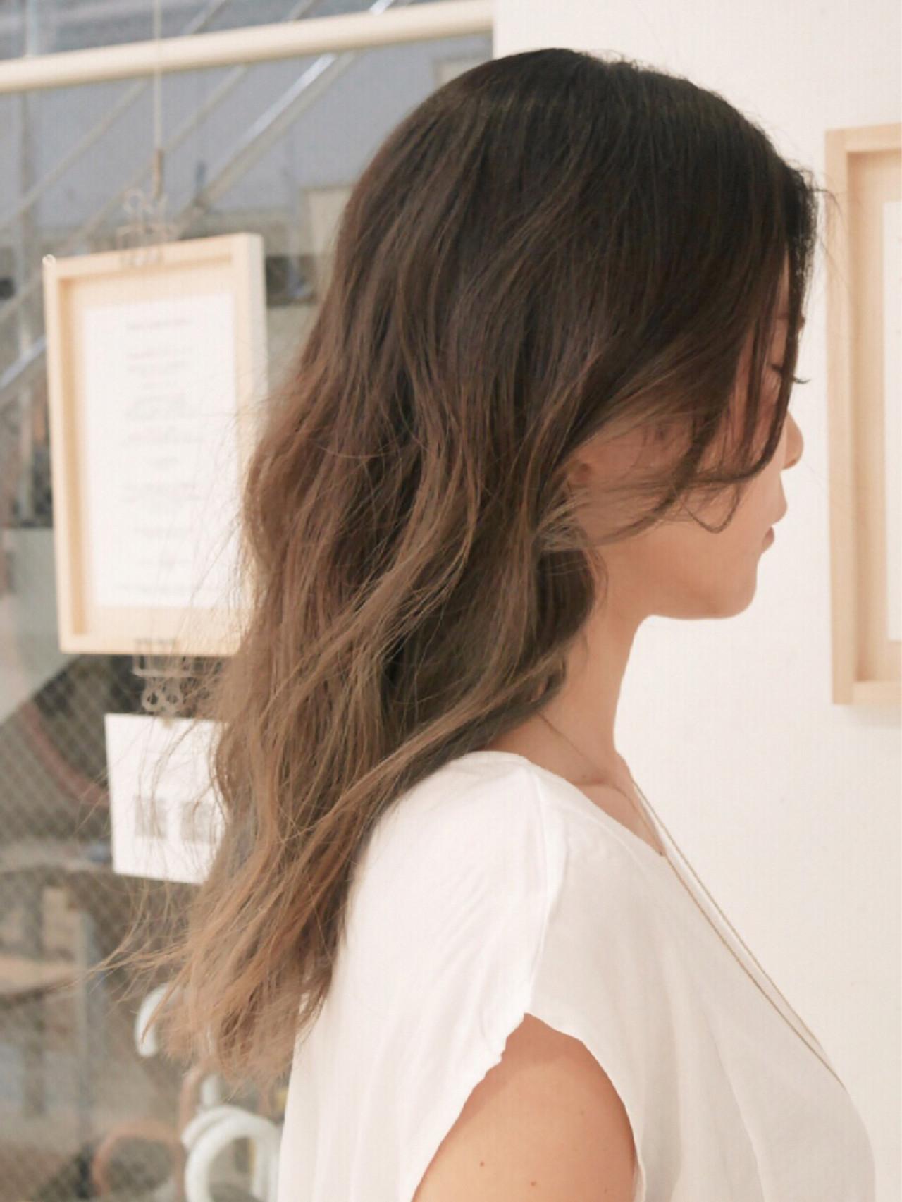 ラフ 外国人風 爽やか ロング ヘアスタイルや髪型の写真・画像 | イシガキ ダイスケ / C-LOVe 中目黒