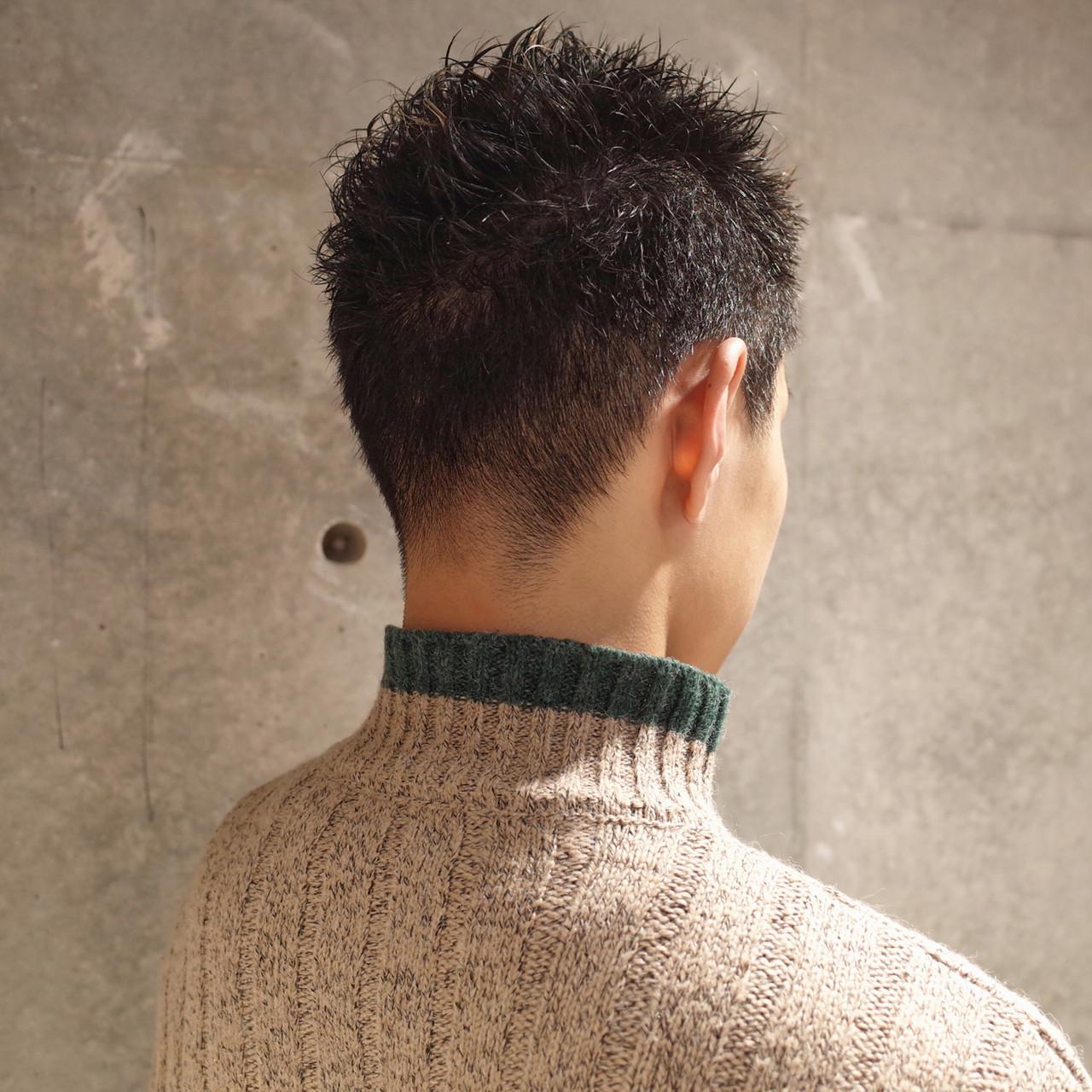 ストリート メンズ メンズヘア ツーブロック ヘアスタイルや髪型の写真・画像