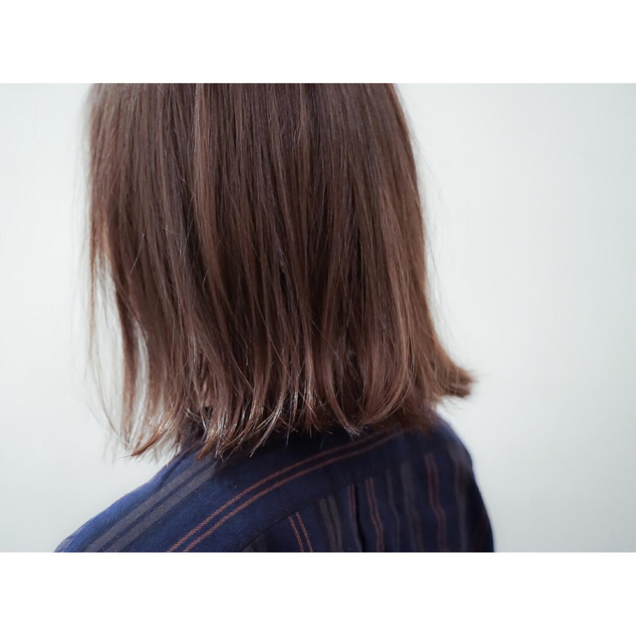 ハイライト ナチュラル 外国人風 大人かわいい ヘアスタイルや髪型の写真・画像