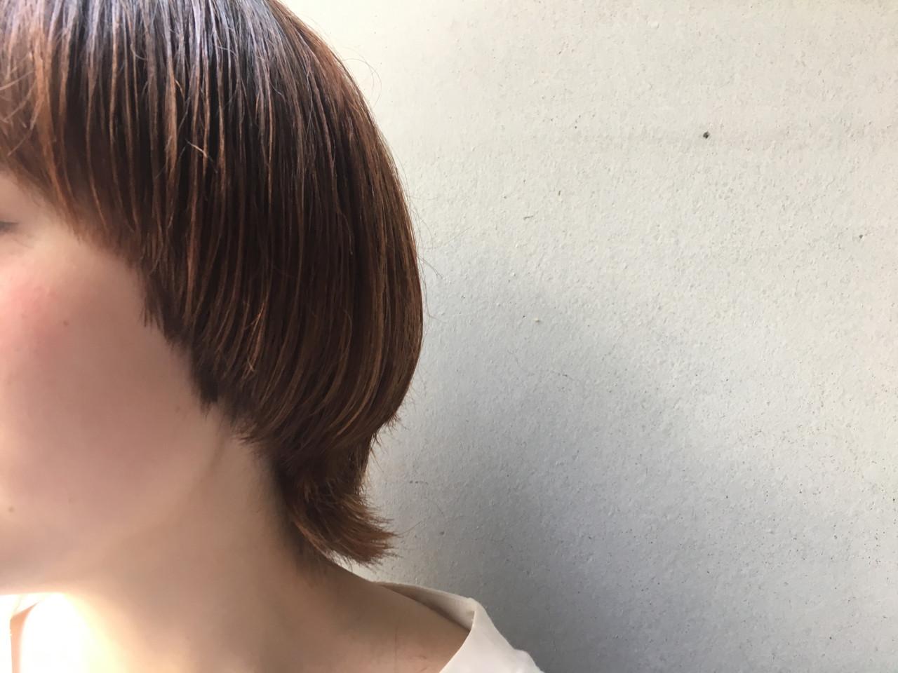 抜け感 アッシュ ナチュラル ハイライト ヘアスタイルや髪型の写真・画像