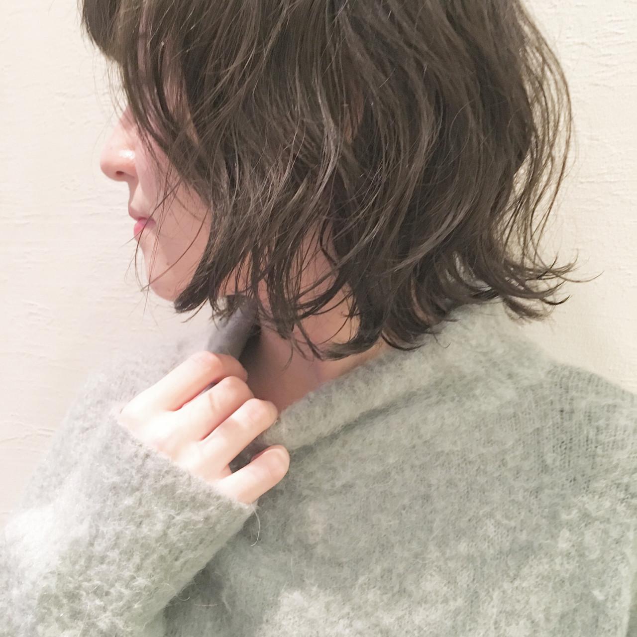 ナチュラル 暗髪 グラデーションカラー 外国人風 ヘアスタイルや髪型の写真・画像 | 津村正和/大阪心斎橋 / freelance