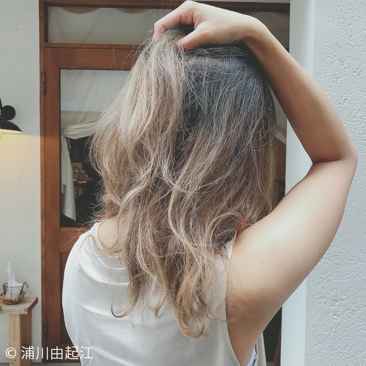 大人かわいい ゆるふわ 外国人風 デート ヘアスタイルや髪型の写真・画像